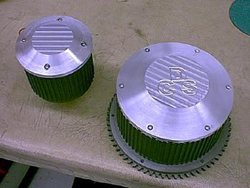 pulley covers